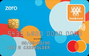 Bankwest Zero Credit Card