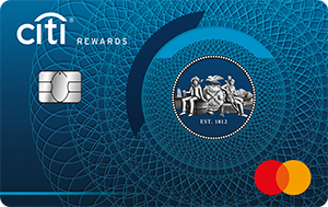 Citi Rewards Credit Card – Balance Transfer Offer