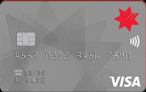 NAB Low Rate Credit Card