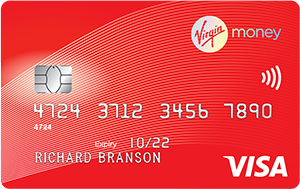 Virgin Money No Annual Fee Credit Card