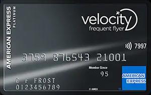 American Express Velocity Platinum Credit Card