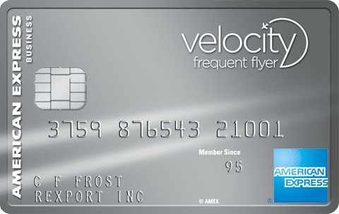 American Express Velocity Business Charge Card