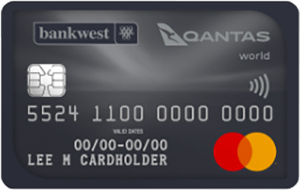 Bankwest Qantas World Credit Card