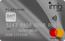 IMB Platinum Credit Card