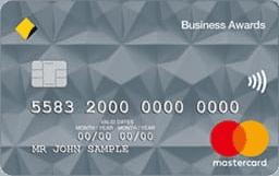 Commbank Business Awards Credit Card
