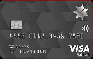 NAB Low Fee Platinum Credit Card