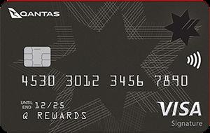 NAB Qantas Rewards Signature Credit Card