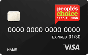 People's Choice Visa Credit Card