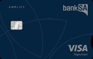 BankSA Amplify Signature Credit Card – Qantas